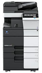 Konica Minolta Bizhub C458 small business copier